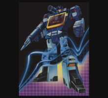 Soundwave Reformatted by Draconis130