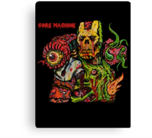 Gore Machine Canvas Print