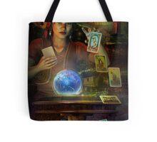 the teller Tote Bag