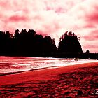 La Push Red  by Sarah Ella Jonason