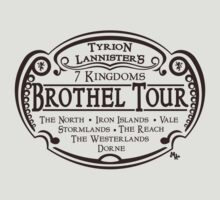 Tyrion Lannister Brothel Tours by MookHustle