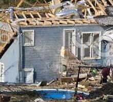 Tornado Damage Cleanup by addieturner62