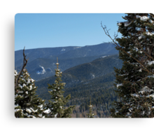 Beaulah Colorado Canvas Print