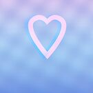 Pastel Heart by Sarah Edwards