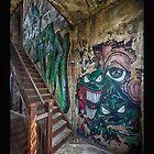 Nightmare Stairway by Dan  Wampler