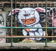 Street Art: global edition # 65 by fenjay