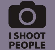 I Shoot People by BrightDesign