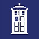 The Tardis in a Phone  by kurtyfries