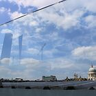Tate Modern and St Pauls  by ravishlondon