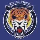 Rising Tiger by TeeKetch