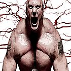 Brock Lesnar Here Comes The Pain by Dominique Paige