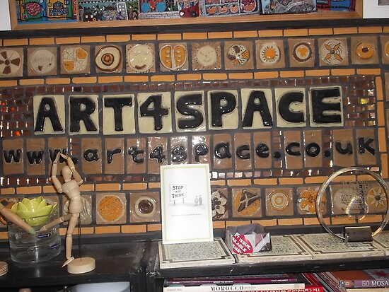 Art4Space/Mosaic tiles -(010513)- Digital photo/FujiFilm FinePix AX350 by paulramnora