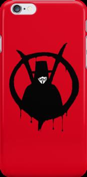 V for Vendetta by Vinizzz