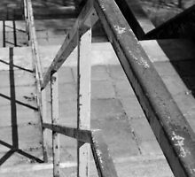 Old rails  by Mike-93