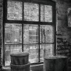 Window - mono by Glen Allen