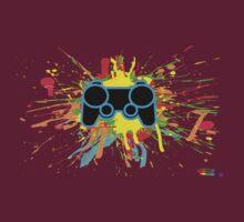 Controller Splatter by GeekGamer