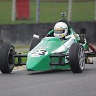 750 MC Formula Vee - #23 Alexander Jones - Clearways, Brands Hatch by motapics