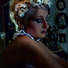 Bride Portrait by KERES Jasminka