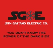 Sith Gas And Electric Co. Kids Clothes