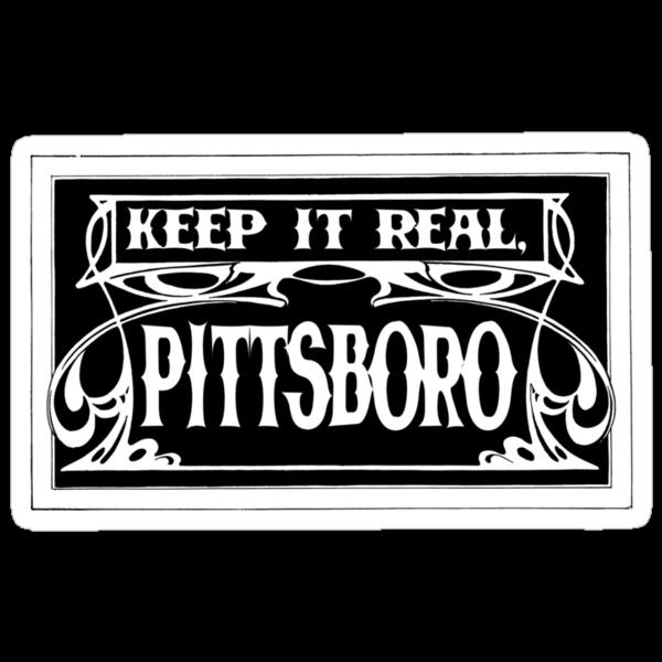 Keep It Real, Pittsboro by StrangeCabaret