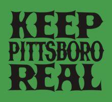 Keep Pittsboro Real T-Shirt