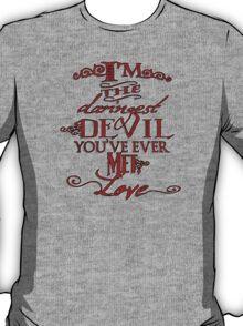 Daringest Devil T-Shirt