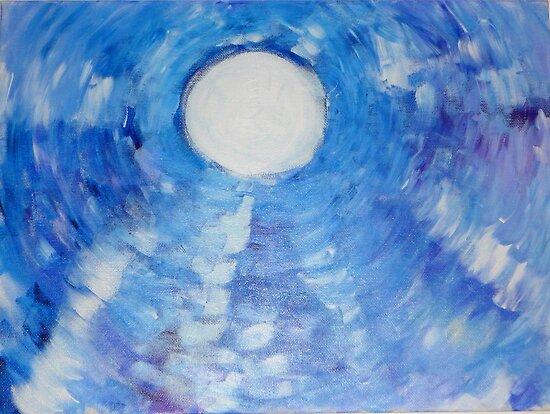 Moonbeam by Valerie Howell