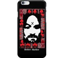 Charles Manson. iPhone Case/Skin