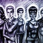Women of Trek by MsMrMr