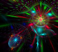 Disco Fever by Virginia N. Fred