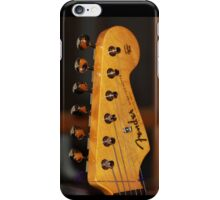 Guitar Headstock iPhone Case/Skin
