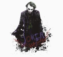The Joker by jeffroh2013