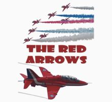 The Red Arrows T Shirt T-Shirt