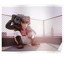 Monkey Beat Poster