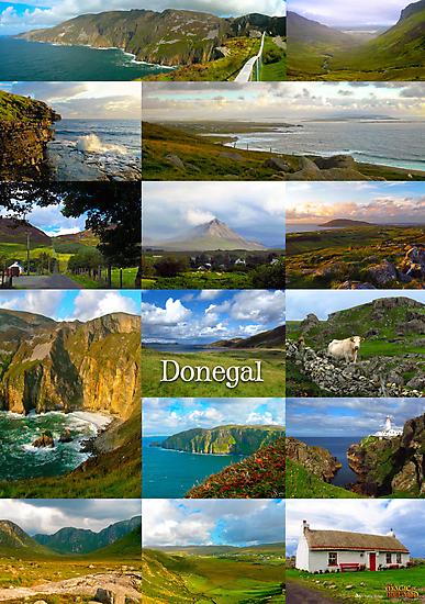 Donegal, Ireland by Andrés Hurtado