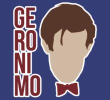 Geronimo! by iheartgallifrey