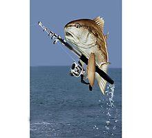 <º))))><   FISH GOES FISHING IPHONE CASE <º))))><    by ✿✿ Bonita ✿✿ ђєℓℓσ