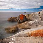 Bay of Fires, Tasmania by Stephanie Johnson