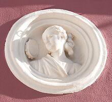 medalhão no Teatro da Trindade by terezadelpilar~ art & architecture