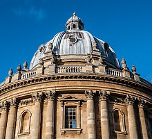Radcliffe Camera Oxford England by mlphoto