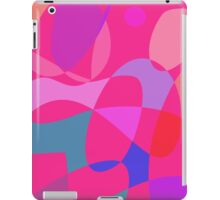 Pink Connections iPad Case/Skin