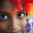 Colorful Wig by David R. Anderson