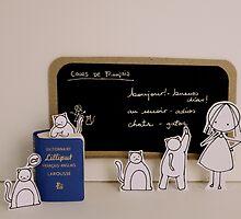 French class by caracarmina