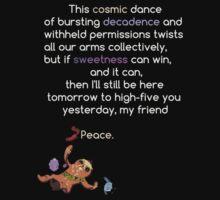 Cosmic Dance by Tru7h