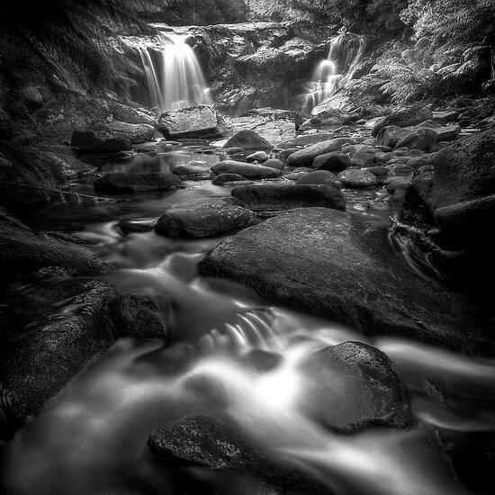 Halls Falls, Blue Tier by Kevin McGennan
