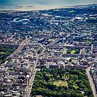 Dublin by Air by shootthesound
