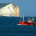 Seaford Heading Home by mikebov