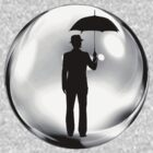 Man in the Bubble by DomaDART