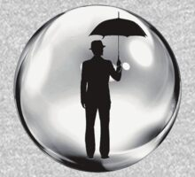 Man in the Bubble by Dominic Taranto