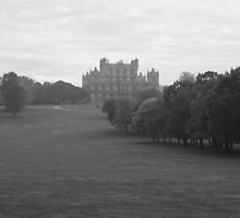 Wollaton Hall aka Wayne Manor by AndyEllis82